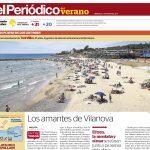 Playas dels Capellans, Vilanova i la Geltrú | Los amantes de Vilanova